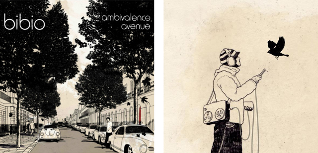 Bibio  Ambivalence Avenue