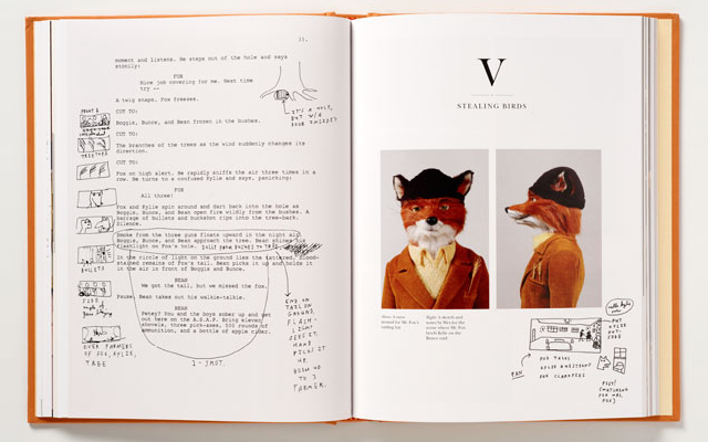 Making of the Fantastic Mr. Fox