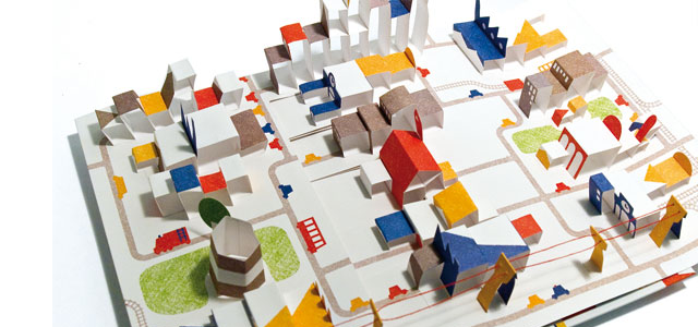 Popville — City living popup book