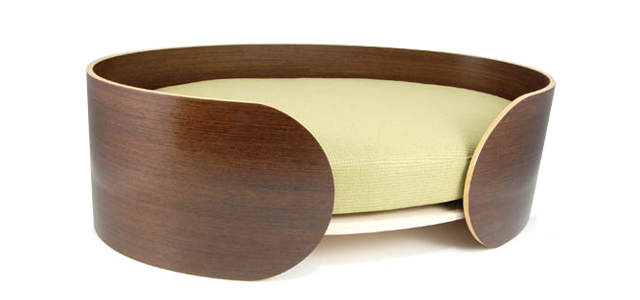 Vurv Ellipse Dog Bed